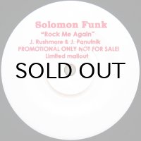SOLOMON FUNK / ROCK ME AGAIN