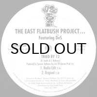 THE EAST FLATBUSH PROJECT feat. DES / TRIED BY 12