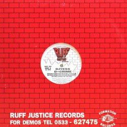 画像2: DJ YESS & D. CRIME / NOTHINGS GONNA STOP THE PLAN