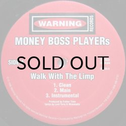 画像1: MONEY BOSS PLAYERS / WALK WITH THE LIMP