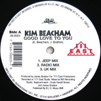 KIM BEACHAM / GOOD LOVE TO YOU