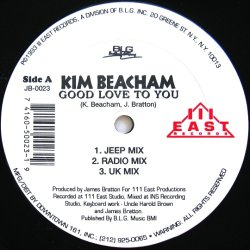 画像1: KIM BEACHAM / GOOD LOVE TO YOU