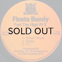 画像1: FINSTA BUNDY / FEEL THE HIGH PT II