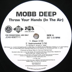 画像1: MOBB DEEP / THROW YOUR HANDS(IN THE AIR)