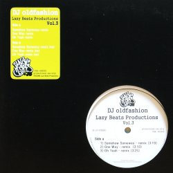 画像2: DJ OLDFASHION / LAZY BEATS PRODUCTIONS VOL. 3