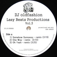 DJ OLDFASHION / LAZY BEATS PRODUCTIONS VOL. 3