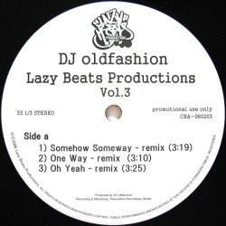 画像1: DJ OLDFASHION / LAZY BEATS PRODUCTIONS VOL. 3