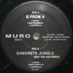 画像2: MURO / Q FROM A