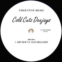 COLD CUTZ DEEJAYS / HIP-HOP VS. RAP MEGAMIX