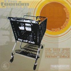画像1: THE FEENOM CIRCLE / THE PAWN SHOP EP