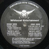 PERVERTED RYM THROWWA / DIME PIECE