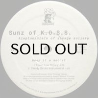 SUNZ OF K.O.S.S. / DOWN LOW THEORY