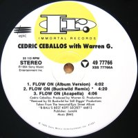 Cedric Ceballos with Warren G. / Flow On