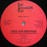 Boogie Down & Keyboard Band / Free Our Brother