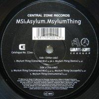 MSI & Asylum / Msylum Thing