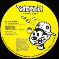 BLACK MOON / I GOT CHA OPIN