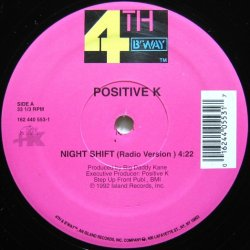 画像1: POSITIVE K / NIGHT SHIFT
