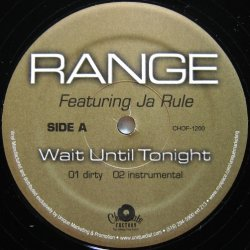 画像1: RANGE / WAIT UNTIL TONIGHT