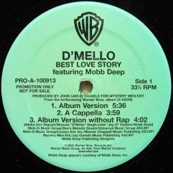 画像2: D'MELLO / BEST LOVE STORY