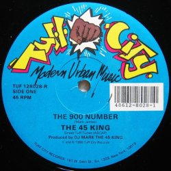 画像1: The 45 King / The 900 Number