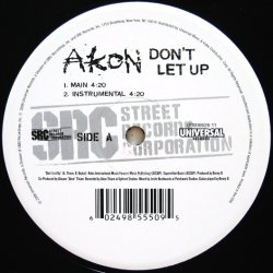 画像2: Akon / Don't Let Up