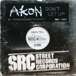 画像1: Akon / Don't Let Up