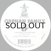 Orphan Family / EP