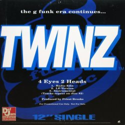 画像1: Twinz/Dove Shack / The G Funk Era Continues