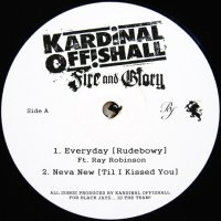 Kardinal Off!shall / Fire and Glory