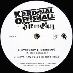 画像1: Kardinal Off!shall / Fire and Glory