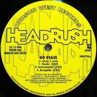 Headrush / No Peace