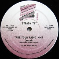 Steady ''B'' - Take Your Radio