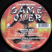 Masta Ace – Spread It Out / Hellbound (H&H Remix)