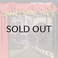 Peanut Butter Wolf - Run The Line: The Remixes