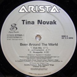 画像1: Tina Novak ‎– Been Around The World