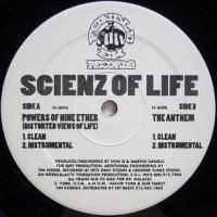 Scienz Of Life - Powers Of Nine Ether (Distorted Views Of Life)