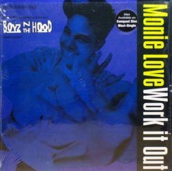 画像1: Monie Love - Work It Out