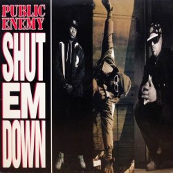 画像1: Public Enemy - Shut Em Down