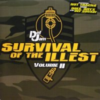 Various ‎– Survival of The Illest Vol. 2