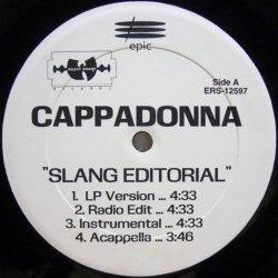 画像1: Cappadonna – Slang Editorial