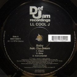 画像2: LL Cool J ‎– Baby feat. The-Dream