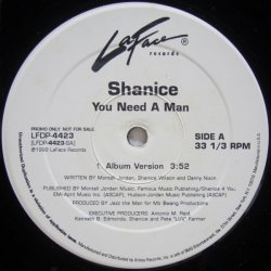 画像1: Shanice - You Need a Man