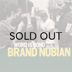 画像1: Brand Nubian - Word is Bond