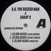R.A. The Rugged Man & Sadat X – 50,000 Heads