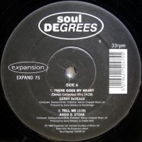 Various ‎– Soul Degrees