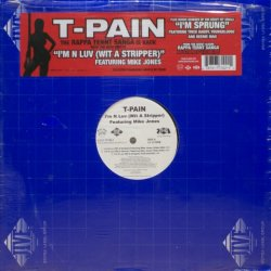 画像2: T-Pain – I'm N Luv (Wit A Stripper)