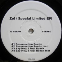 Zo! – Special Limited EP!