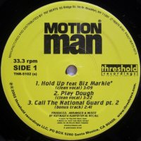 Motion Man - Hold Up feat. Biz Markie