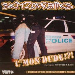 画像1: Skitzofreniks – C'Mon Dude!?!