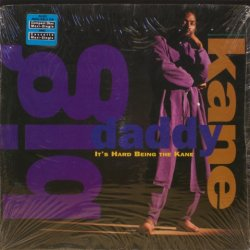 画像1: Big Daddy Kane - It's Hard Being The Kane
